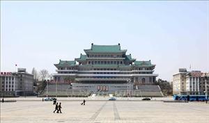Những ngày tháng 4 trên đất nước Triều Tiên