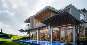 Có gì ở biệt thự golf mà Đặng Văn Lâm yêu thích?