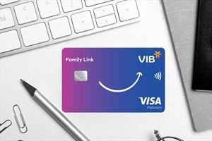 VIB và Visa hợp tác ra mắt dòng thẻ tín dụng đồng hành cùng con