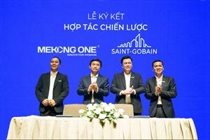 Saint-Gobain Việt Nam và Mekong One hợp tác chiến lược