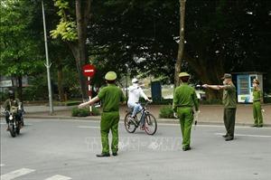 Hà Nội: Tiếp tục ra quân thực hiện Chỉ thị số 16 về phòng, chống dịch COVID-19