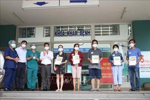 Đã có 430 bệnh nhân mắc COVID-19 được công bố khỏi bệnh