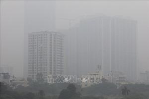 Hà Nội triển khai nhiều giải pháp cải thiện môi trường không khí