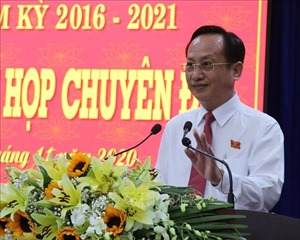 Kiện toàn các chức danh lãnh đạo HĐND, UBND tỉnh Bạc Liêu