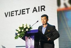 """Vietjet tiếp tục đoạt giải thưởng """"Nơi làm việc Tốt nhất châu Á"""""""