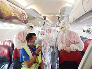 Lịch bay đưa hành khách mắc kẹt từ Đà Nẵng về Hà Nội và TP Hồ Chí Minh