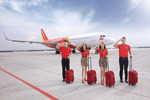 Du lịch an toàn, rảnh tay với 15 kg hành lý ký gửi miễn phí cùng Vietjet