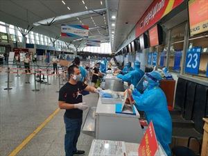Vietjet đưa hơn 800 khách từ tâm dịch Đà Nẵng trở về nhà