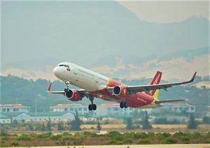 Vietjet hỗ trợ hành khách đến và đi khu vực ảnh hưởng bởi thời tiết xấu tại miền Trung