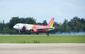 Khai trương đường bay thứ 14 tại Thái Lan, Vietjet mở bán loạt vé khuyến mại hấp dẫn