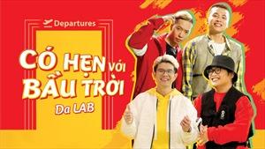 Các chàng trai Da LAB công bố ca khúc mới trên chuyến bay Vietjet