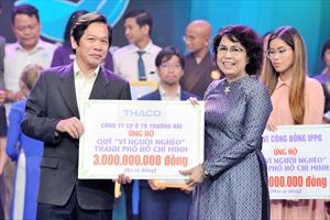 Thaco tặng hơn 17 tỷ đồng chăm lo Tết cho người nghèo