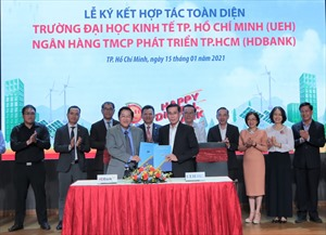 HDBank ký hợp tác chiến lược với các trường đại học