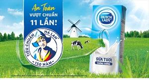 Bữa sáng cùng sữa tươi Cô Gái Hà Lan cho khởi đầu ngày mới