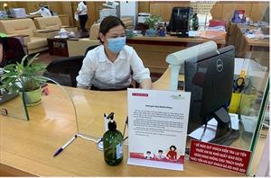 Agribank kích hoạt tối đa các biện pháp để chủ động phòng chống dịch COVID-19