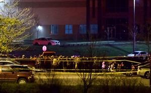 8 người chết trong xả súng hàng loạt ở Indianapolis (Mỹ), thủ phạm tự tử