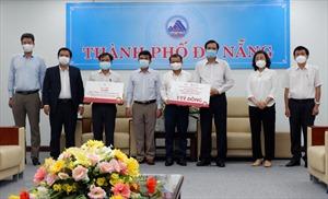 Tập đoàn BRG và Ngân hàng SeABank ủng hộ 1 tỷ đồng và 20.000 khẩu trang cho Đà Nẵng chống dịch