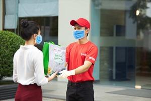 Thực phẩm tươi ngon và các mặt hàng thiết yếu trên VinID sẵn sàng phục vụ người dân Đà Nẵng