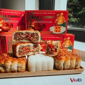 Không cần xếp hàng, dễ dàng mua bánh Trung thu chính hãng Bảo Phương trên VinID
