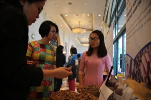 Đồng hành cùng phụ nữ khuyết tật, phụ nữ vùng cao trong khởi nghiệp