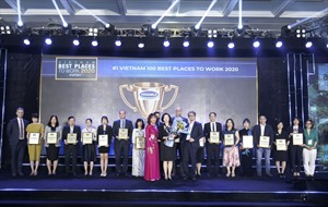 Vinamilk lần thứ 3 liên tiếp là 'Nơi làm việc tốt nhất Việt Nam'