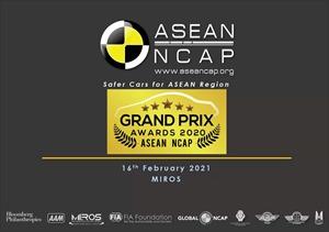 VinFast đoạt giải 'Hãng xe có cam kết cao về an toàn' ASEAN NCAP