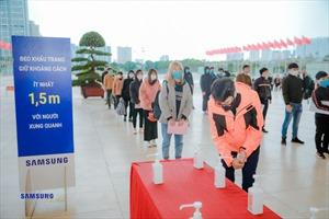 Samsung Việt Nam tiếp tục tuyển dụng hàng trăm kỹ sư và cử nhân Đại học trong nửa năm 2021