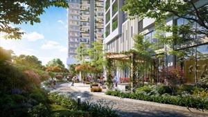 Hai màu xanh đối lập của bất động sản phố cổ và quận Long Biên