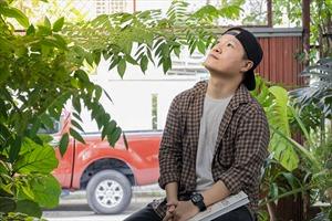 Trò chuyện cùng Lai Thượng Hưng – Chàng trai truyền ngọn lửa hạnh phúc bằng 'vẽ thơ'