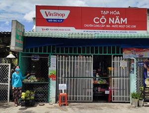 VinShop, VinID góp sức đưa nhu yếu phẩm đến tay người dân TP Hồ Chí Minh giữa tâm dịch