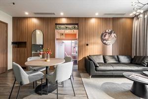 Lý do khách hàng trẻ thích mê 'căn hộ biến hình'tại 'Quận Ocean'