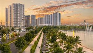 'Thành phố Tây' giữa lòng Thủ đô – tọa độ của cộng đồng quốc tế
