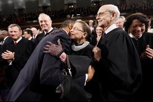 Cái chết của nữ thẩm phán Toà án Tối cao đang tái định hình cuộc tổng tuyển cử tại Mỹ