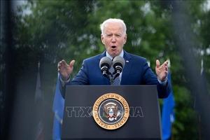 Tỷ lệ tín nhiệm của Tổng thống Mỹ Joe Biden tiếp tục tăng
