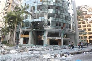 Vụ nổ ở Beirut: Số người thiệt mạng tăng lên trên 100