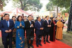 Lễ kỷ niệm 10 năm Hoàng thành Thăng Long được UNESCO vinh danh Di sản văn hóa thế giới (2010 - 2020)