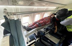 VASCO đưa hành khách đặc biệt từ Côn Đảo về đất liền