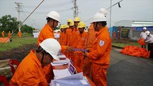 EVNSPC diễn tập phòng chống thiên tai và cứu hộ cứu nạn quy mô lớn nhất từ trước đến nay