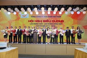 Vietnam Post biểu dương các điển hình tiến tiến