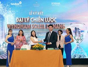 Ký kết chiến lược cho dự án Wyndham Soleil Danang