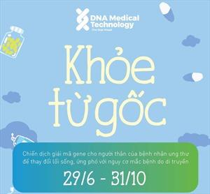 Chiến dịch giải mã gen miễn phí cho người thân của bệnh nhân ung thư