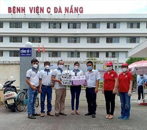 Quỹ Chăm sóc sức khỏe gia đình Việt Nam hỗ trợ y bác sĩ tuyến đầu chống dịch COVID-19