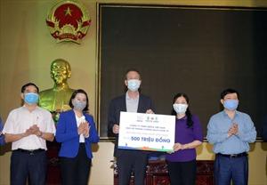 Nestlé Bông Sen tại Hưng Yên tiếp tục được ghi nhận vì các đóng góp cho ngân sách