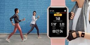 Nâng tầng phong cách sống hiện đại cùng đồng hồ Huawei Watch Fit