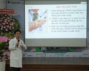 Bệnh viện Hoàn Mỹ Sài Gòn tổ chức hội nghị khoa học bệnh viện