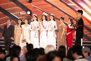 Sâm Ngọc Linh Kon Tum đồng hành cùng cuộc thi Hoa hậu Việt Nam 2020