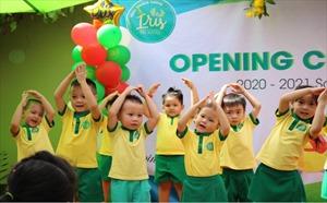 Trường IRIS Preschool 'môi trường thân thiện' tại TP Hồ Chí Minh
