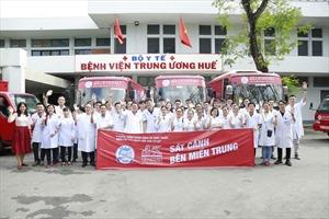 Generali Việt Nam hỗ trợ hàng nghìn gia đình khó khăn Miền Trung