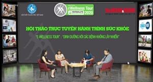 Herbalife Việt Nam tổ chức hội thảo trực tuyến về dinh dưỡng