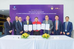 Ngân hàng Shinhan tăng cường hợp tác với các đối tác
